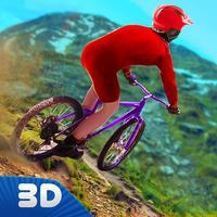 MTB Downhill Cycle Racing