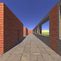 Mysterious Maze