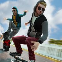 Real Skate Rider . Bus Rage