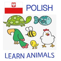 Learn Animals in Polish Language