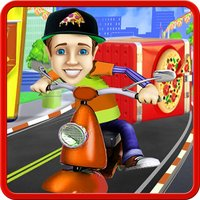 Pizza Delivery Boy – Delicious food baking & cooking chef game