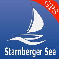 Starnberg lake Nautical Charts