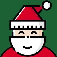 Christmas Santa Emojis - Merry Stickers Keyboard