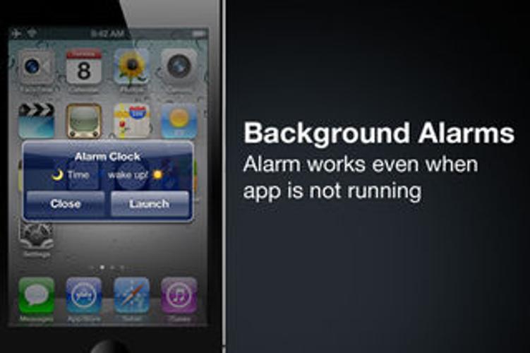 Alarm Clock Plus Free App for iPhone - Free Download Alarm