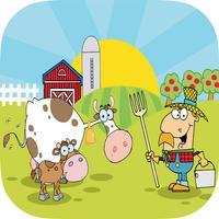 Kids Puzzle Farms