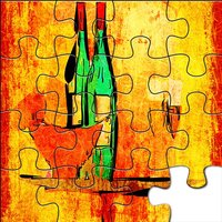 Jigsaw For The Love of Arts - Puzzles Match Pieces