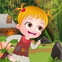 Baby Hazel Friends Forever