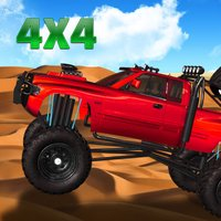 Desert Safari Racing 3D Stunt