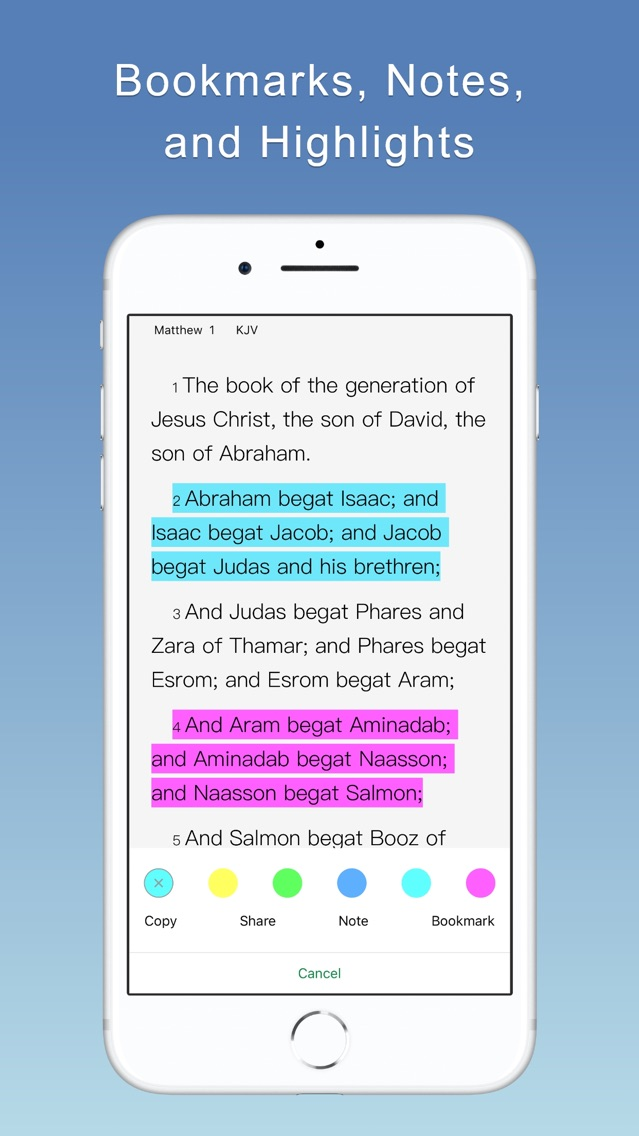 Bible Reading Made Easy App for iPhone - Free Download Bible
