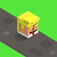 Trumpo Jumpy Cross The Road Rider Go 2K16