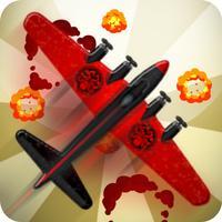Aerial Takedown - World War Jet Fighting Game