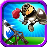 Royal Knight Catapult Legend: Lords Rush the Castle Kingdom!