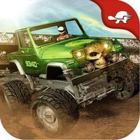 Big Monster Truck Battle: Machines War Destruction