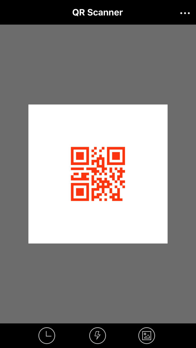QR CODE READER FREE DOWNLOAD FOR IPHONE - How to Scan a QR