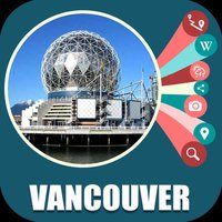 Vancouver Canada Travel Map