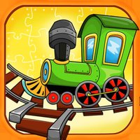 Train Mix  challenging puzzle