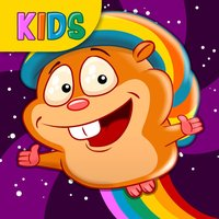 Rainbow Hamster For Kids