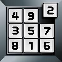 Magic Square -Swap Puzzle-