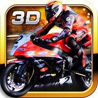 3D Moto Race: Ultimate Road Traffic Racing Rush Free Games
