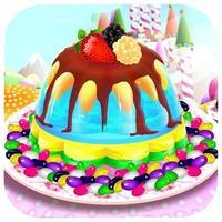 Princess design cake - Cooking girl game