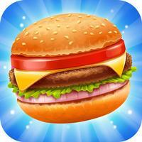 Burger Cooking Fever Shop
