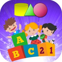 English ABC Letters & Numbers