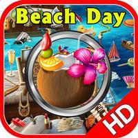 Beach Day Hidden Object Games