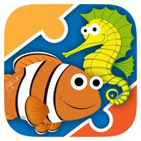 My first jigsaw Puzzles : Animals under the sea