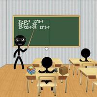 Stickman School Escape