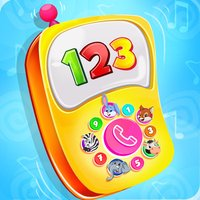 Kids Mobile Phone - Family & Educational Baby Game