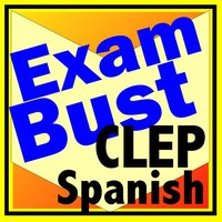 CLEP Spanish Prep Flashcards Exambusters
