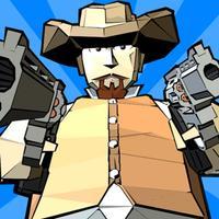 Zombie killer Deadland cowboy