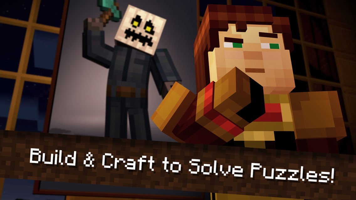 Minecraft Story Mode App For Iphone Free Download Minecraft