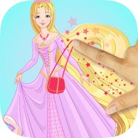 Dress up – Princess Rapunzel