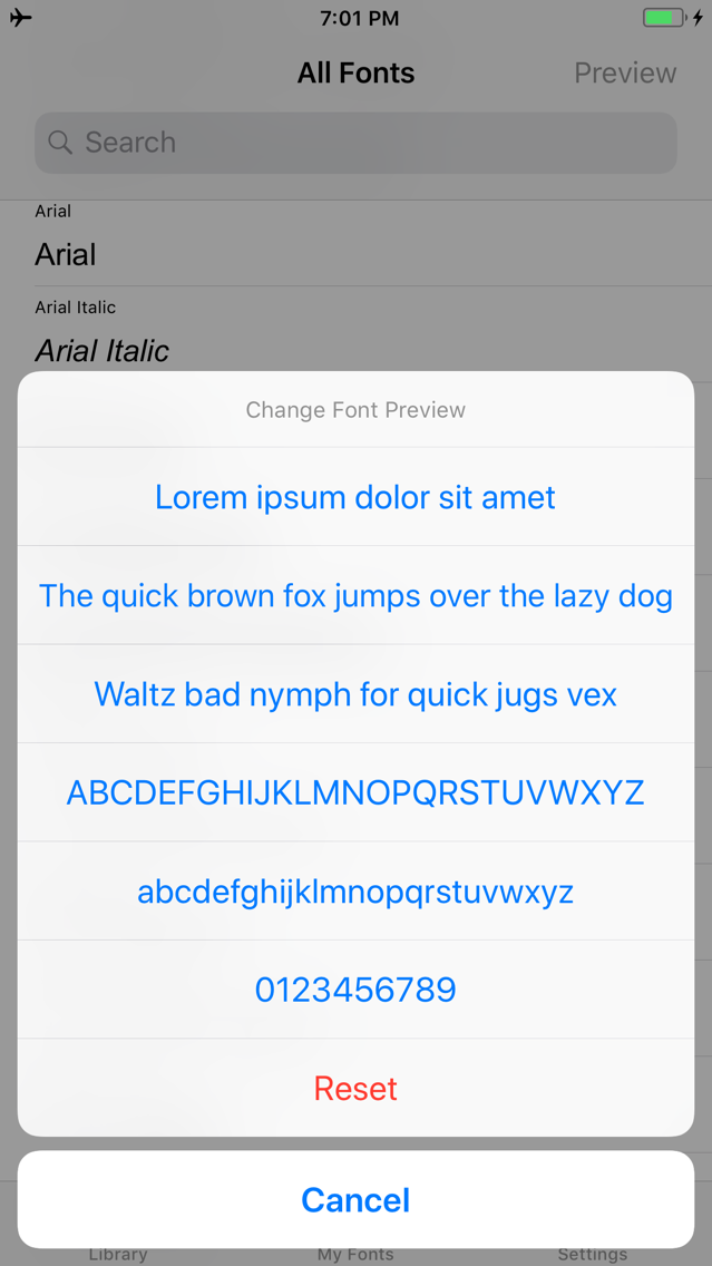 RightFont App for iPhone - Free Download RightFont for iPhone at AppPure