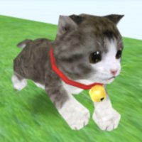 Cat Run - kitten running game