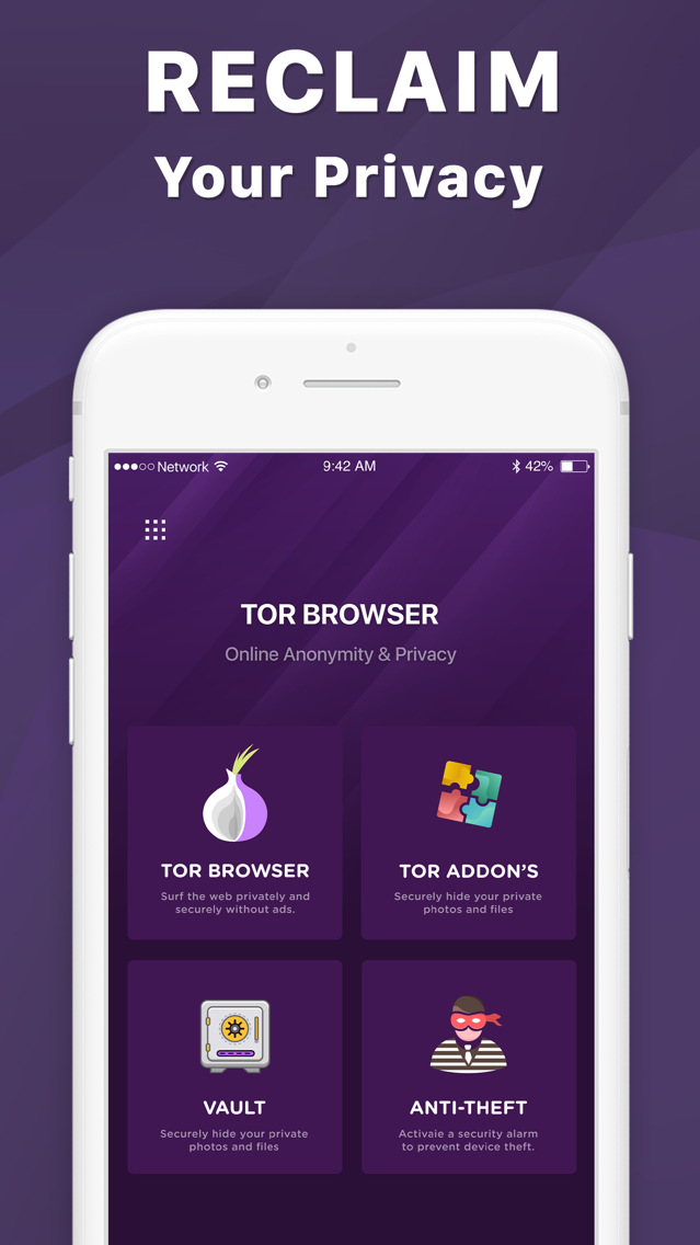 TOR Browser Private Web App for iPhone - Free Download TOR Browser