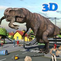 Clash of Dino hunter 3d Simulator game