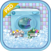 Home Laundry Girl Game Pro
