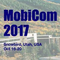 MobiCom 2017