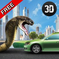 Venom Anaconda Snake Simulator 3D
