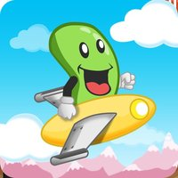 Jelly-Bean Wing Blast - Flappy Style