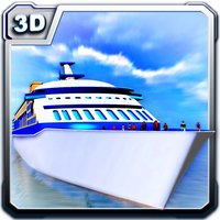 Passenger Transporter Ship - Sail Boat & cruise