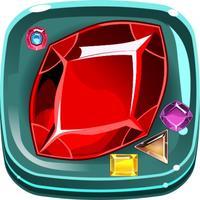 Gems Treasures Hunter Match3