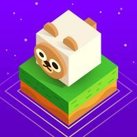 cube hop-jump now!