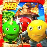 Bun War HD: Strategic Battle and Strategy of Fight