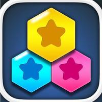 六边形消消乐 - 消除星星游戏消消乐