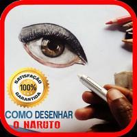 Tutorial de Desenhos de Naruto