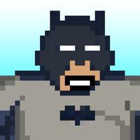 Tiny Fat Hero - Play Free 8-bit Retro Pixel Fighting Games