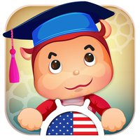 Smart Kids - Picture Dictionary, Alphabet, Number & Funny Games for Baby
